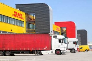 DHL has opened a logistics centre