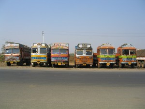 Shortage of truck drivers