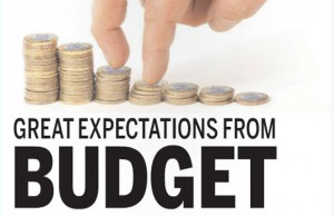 Expectation from union budget
