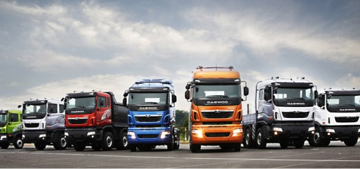 Heavy trucks and commercial vehicles