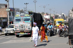 Truck drivers flout norms