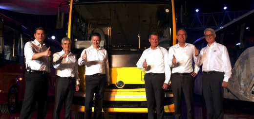 Daimler's Indian bus plant goes on stream