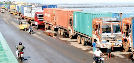 Solution to 'Contain' Truck Congestion