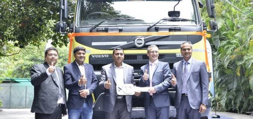 Volvo crosses 10,000 landmark in truck sales; creates history