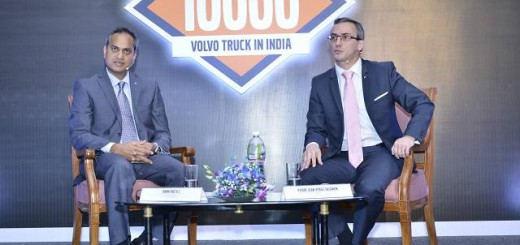 Growth revival spurs demand for Volvo trucks, sales up by 55%