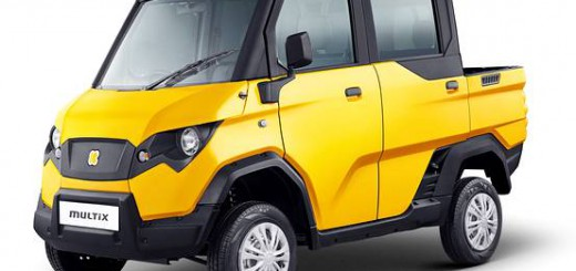 Meet the Multix, India's Newest Pickup Truck With Extra Charge