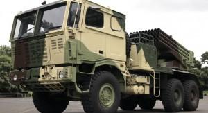 Tata 6X6 high mobility all- terrain all-wheel drive vehicle