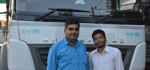 This logistics startup connects transporters, truck drivers and customers at one place