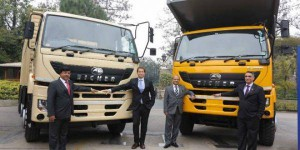 It expects the commercial vehicles industry to grow 20 per cent year-on-year.