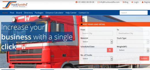 TruckSuvidha: Redefining Indian Trucking Industry
