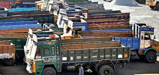 Freight rates remain flat on sufficient trucks position