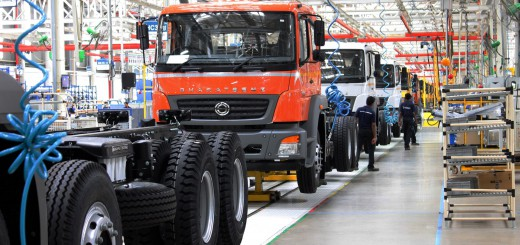 After a period of falling sales and reduced production, India's commercial vehicle market is now on the rise