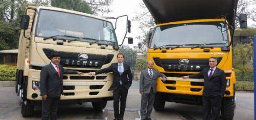 Eicher launch 'trucking intelligence'