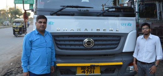 Founders of TruckSuvidha