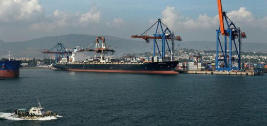 Visakhapatnam Port cruising towards handling 58 mt by Mar. 31
