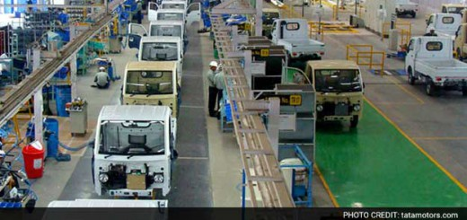 Tata Motors Bullish on Commercial Vehicle Sales