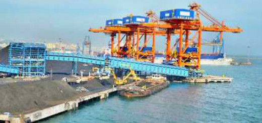 Visakhapatnam port handles 57.5 mt of cargo
