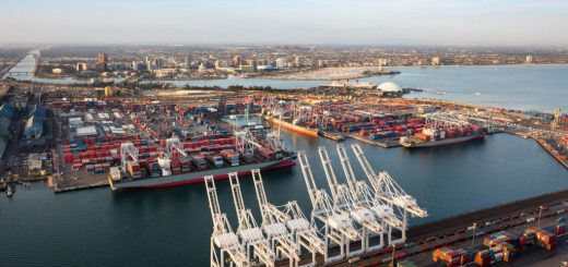 Long Beach cargo volumes up 6% in first quarter