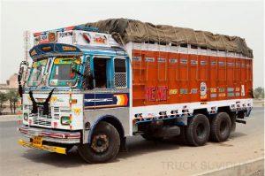 Online trucking system
