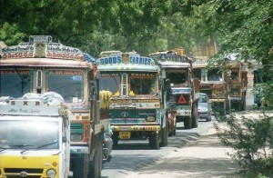 Truckers Stir on April 11 on Speed Governor Issue