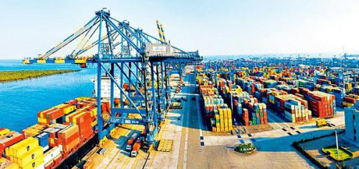 Major port Kandla bets big on container, liquid cargo business
