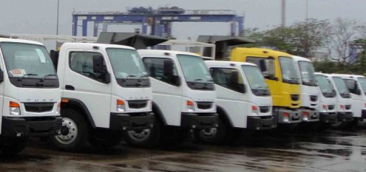 Commercial Vehicle exports falls due to slowing oil-run economies