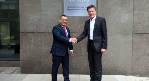 Daimler opens new regional center for CVs in Chennai