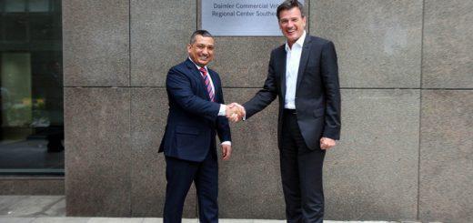 Daimler opens new regional center for CVs in Chennai
