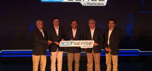 Mahindra Launches DiGiSENSE Vehicle Connect System In India