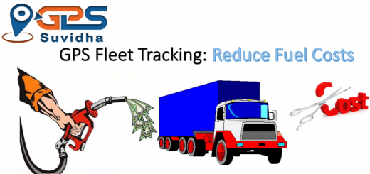GPS Fleet Tracking: Reduce Fuel Costs