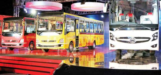 The company, which is present in India through wholly-owned subsidiary DICV, showcased BharatBenz3723R, a five axle rigid truck with a gross vehicle weight of 37 tonnes at the 66th IAA International Commercial Vehicles exhibition.