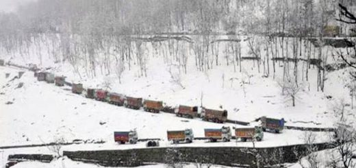 Trial run of the GPS-monitored truck between India & Bangladesh successful