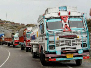September sees increase in truck freight rates on trunk routes