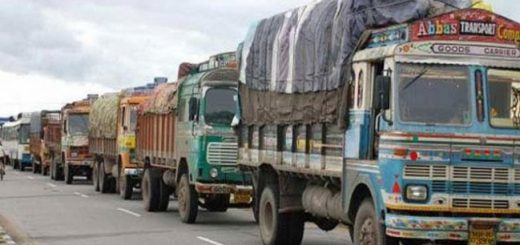 Sales of these trucks with payload capacity of at least 7.5 tonnes are estimated to have increased 12.7% from a year earlier to 23,874 in the past month, said industry sources.