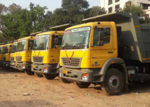 RTO may make speed governors must for dumper trucks