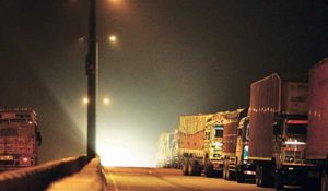 Trucks To Enter Delhi Only After Midnight Till January 31