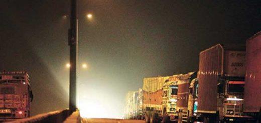 Trucks To Enter Delhi Only After Midnight Till January 31