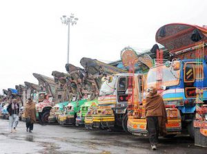 Allowing lifts may cost truck drivers licences