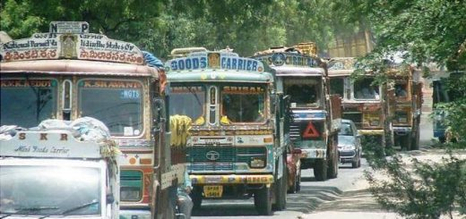 Speed Governors Compulsory for all commercial vehicles