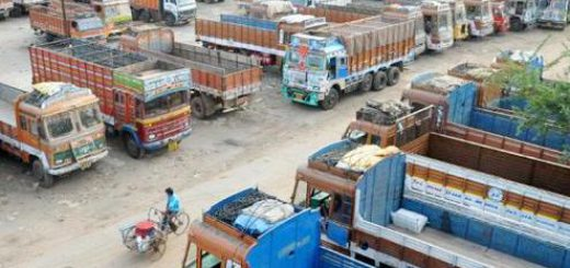 Odisha govt to set up modern truck terminal at Paradeep