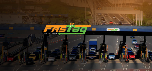 Pay toll tax with FASTag and get cash back return on it.