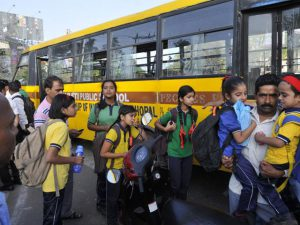 All school buses to have GPS tracking devices from April 15