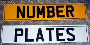 Hi-tech vehicle-tracking number plates to be mandatory