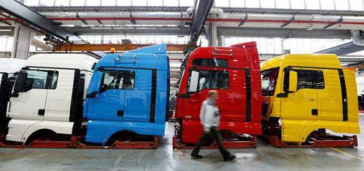 Shortage of BS-IV Parts Hits Truck Production