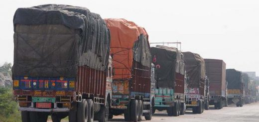 """""""Standardisation of truck sizes is extremely important to improve efficiency and reduce losses. We applaud India as they are considering a voluntary truck replacement programme"""""""