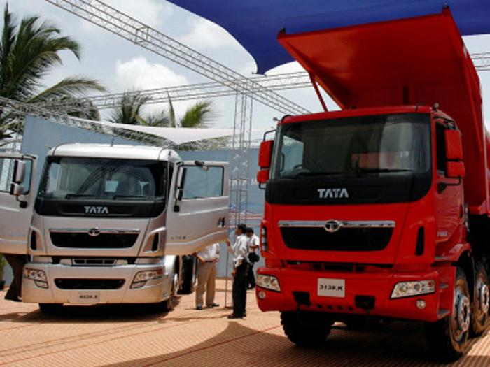 Tata Motors Expects 15 Growth In Cv Exports Blog
