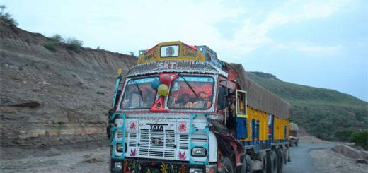 Trucks are covering 300-325 km a day on an average against about 225 km a day before GST, according to a document prepared by the road transport ministry.