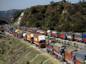 Over 90,000 trucks off the road in Punjab