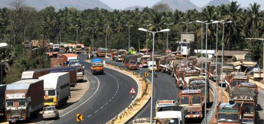 GST or less traffic — what led to cut in inter-State truck travelling time?