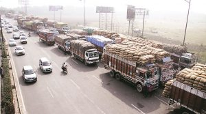 For the first time in UP, the state government has been able to curtail it, and nearly Rs 16 crore recovered from overloaded vehicles.